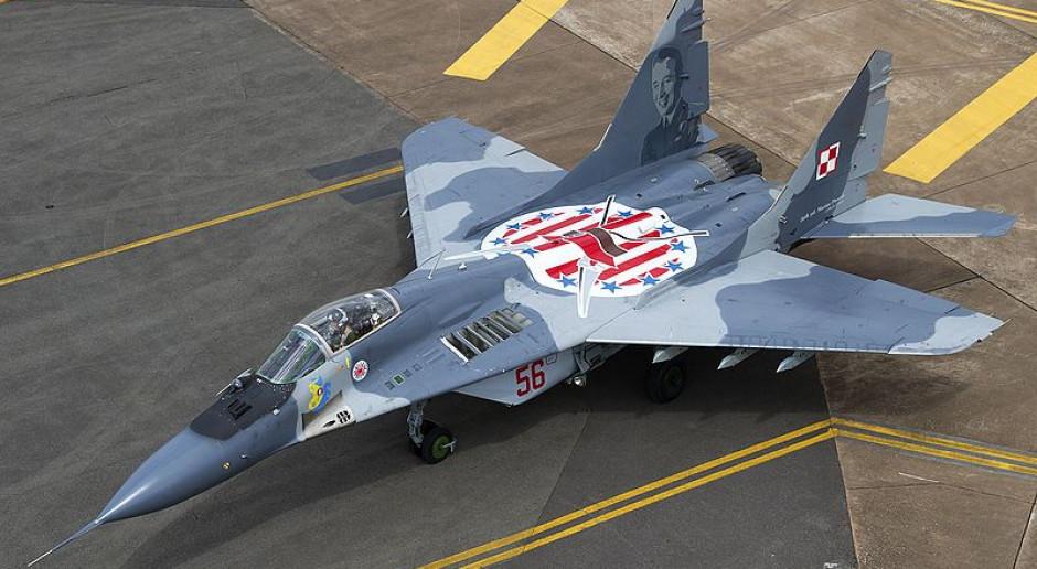 Wadliwy fotel katapultowy przyczyną tragedii pilota myśliwca MiG-29?