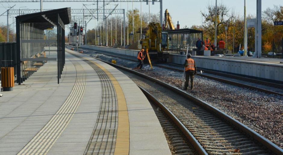 Za rok będzie nowa stacja kolejowa  Wałbrzych Centrum