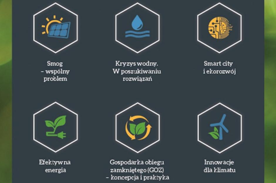 EEC Green. Innowacje z branżyochrony środowiska i zrównoważonego rozwoju poszukiwane