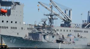 Ukraińcy dostaną od USA dwa okręty