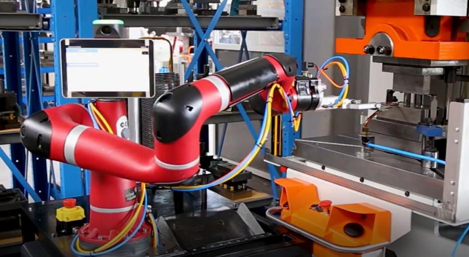 Roboty w przemyśle, czyli wdrożenia automatyzacji na EEC Trends