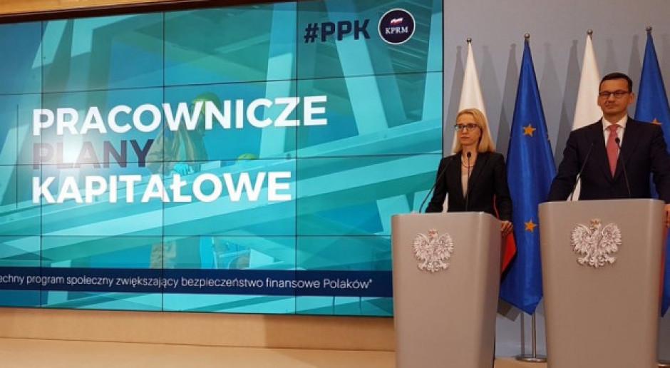 PPK mogą być istotnym dodatkiem do emerytury - mówi prezes PKO TFI Piotr Żochowski