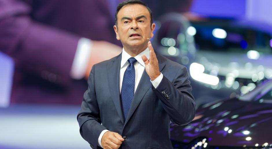 Kary więzienia za pomoc w ucieczce byłego prezesa Nissana