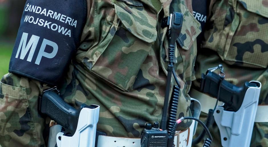 Są zarzuty dla oficerów wojska i przedsiębiorców za ustawianie przetargów