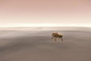 NASA opublikowała pierwsze zdjęcie z lądowania łazika na Marsie