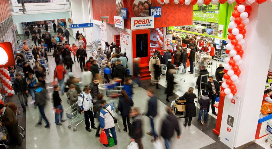 Globalne sieci sprzedaży detalicznej wchodzą na Ukrainę. Czy polskie firmy też skorzystają?