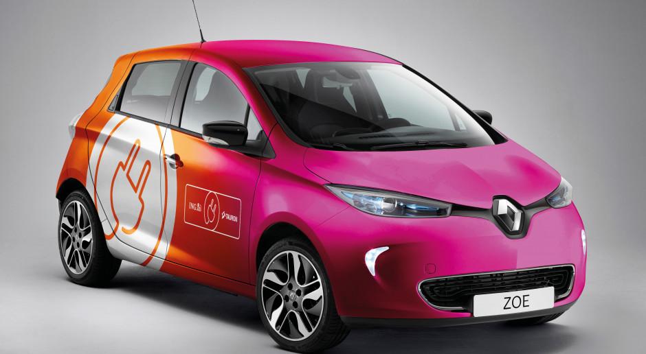 Tauron z ING uruchamiają wspólny carsharing pojazdów elektrycznych