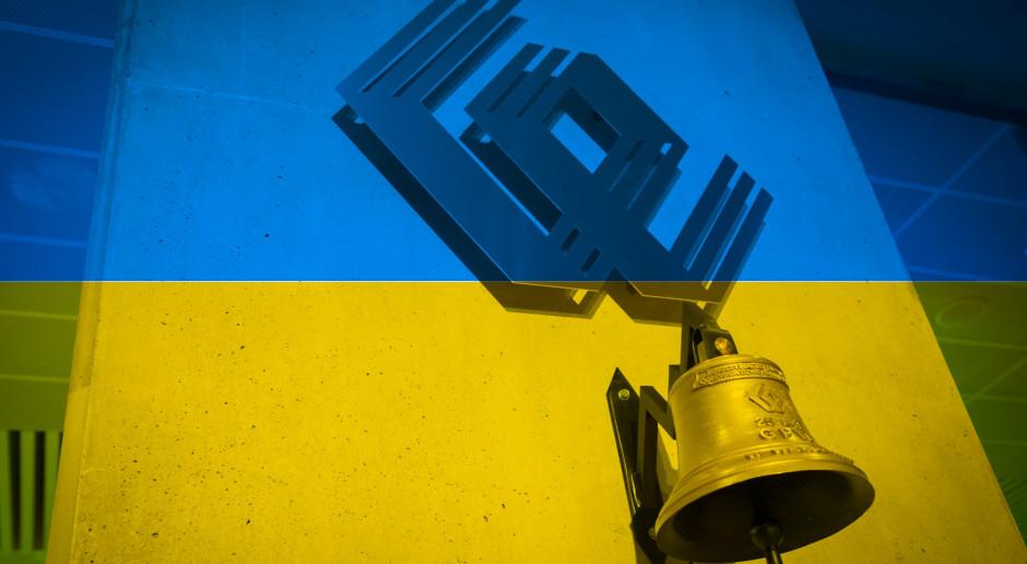 Ogromna przecena ukraińskich spółek