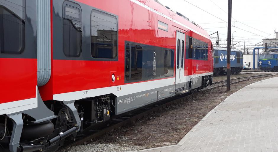 Pesa staje na nogi dzięki zamówieniu Deutsche Bundesbahn
