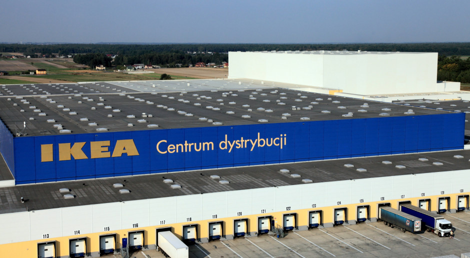 IKEA zmienia praktyki biznesowe...  ekologicznie