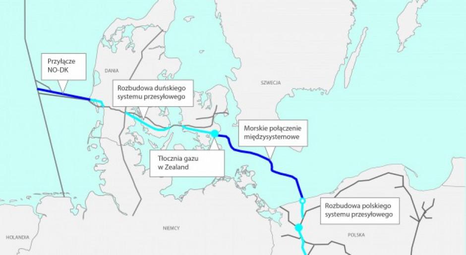 Decyzja środowiskowa dla gazociągu, który połączy podmorską część Baltic Pipe z polskim systemem