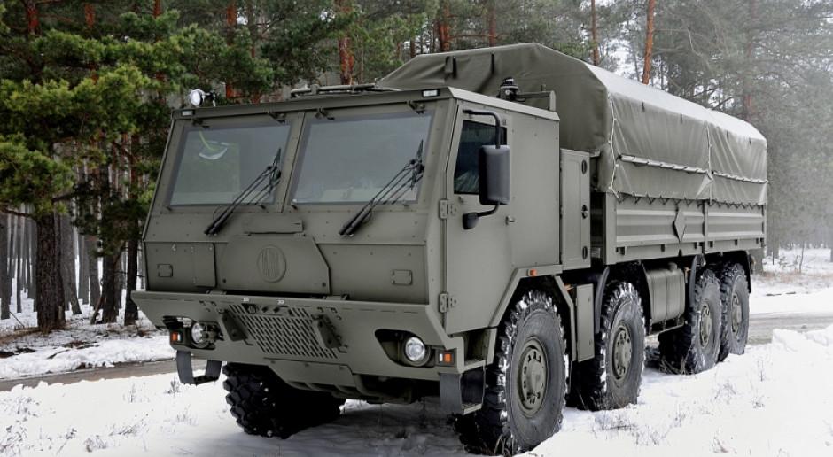 Czeskie wojsko kupuje terenowe Tatry