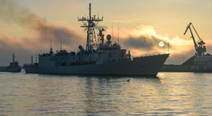 Polska fregata dołączy do elitarnego grona