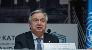 Guterres: Prowadzimy negocjacje z Chinami w sprawie misji do Sinciangu