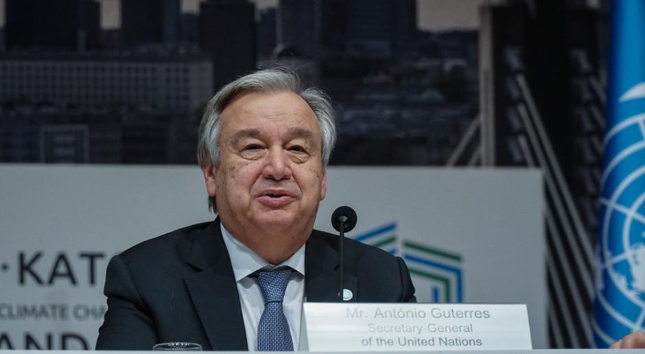 ONZ: Guterres: Prowadzimy poważne negocjacje z Chinami w sprawie wysłania misji do Sinciangu