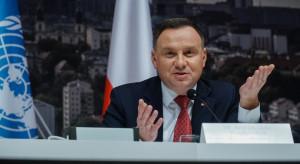 Andrzej Duda: Polska rozwija i rozwijać będzie odnawialne źródła energii