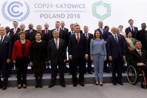 Osobistości na szczycie klimatycznym COP24 w Katowicach