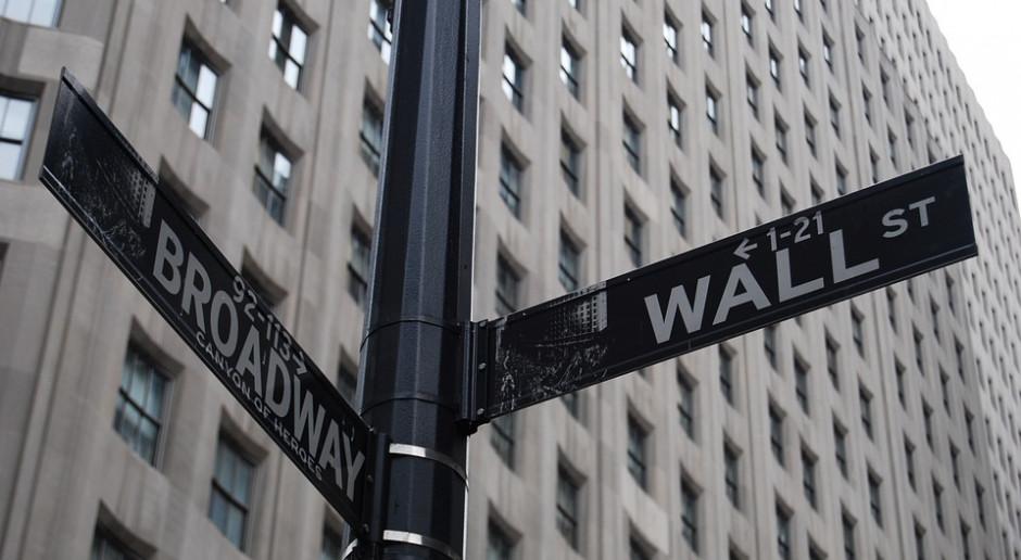 Potężne spadki na Wall Street