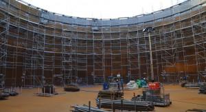 Budowa zbiorników w największej bazie PERN bliżej finiszu
