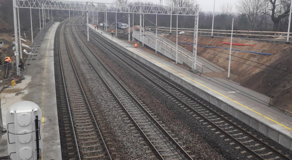 Opłaty za dostęp do infrastruktury kolejowej w przyszłym roku przeważnie bez zmian