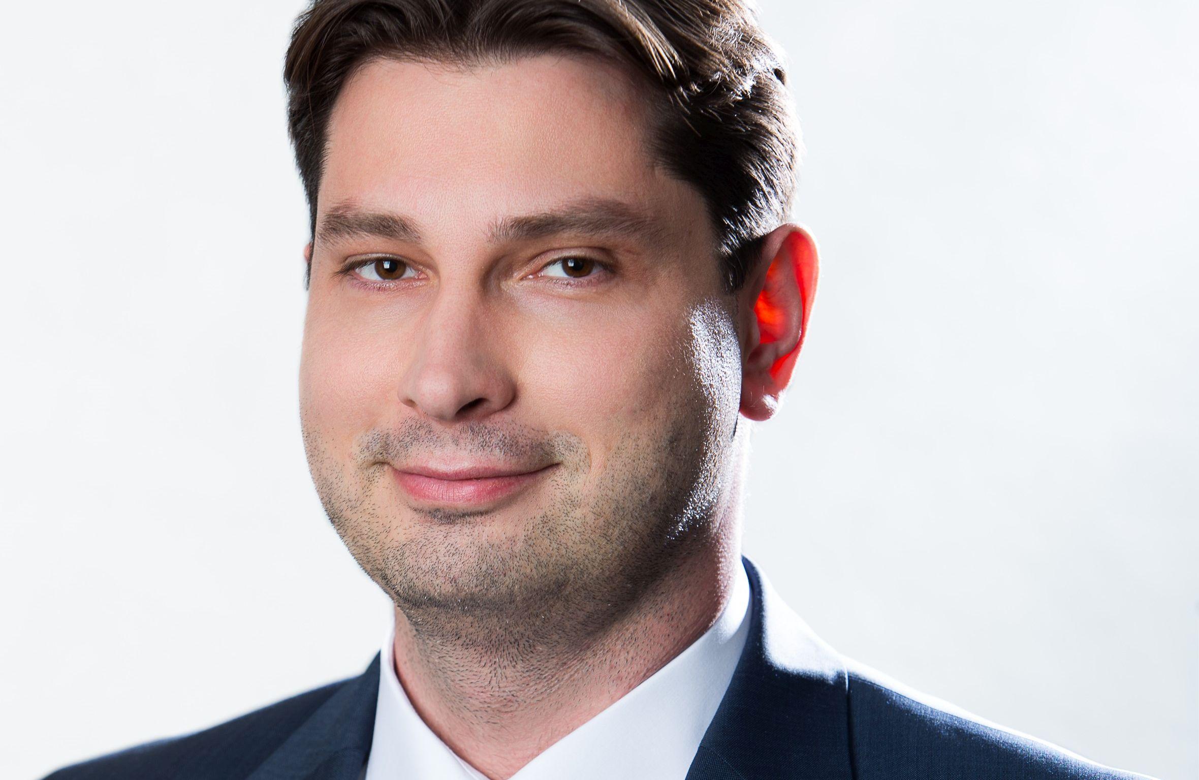 Maciej Burny- dyrektor Departamentu Relacji Międzynarodowych PGE Polska Grupa Energetyczna (Fot. PGE)