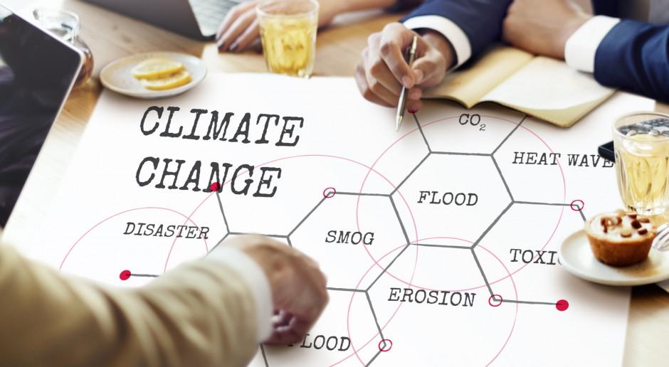 Sektor finansowy w swojej działalności musi uwzględnić zmiany klimatu