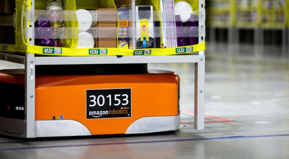 Amazon: w pełni zautomatyzowane magazyny najwcześniej za 10 lat