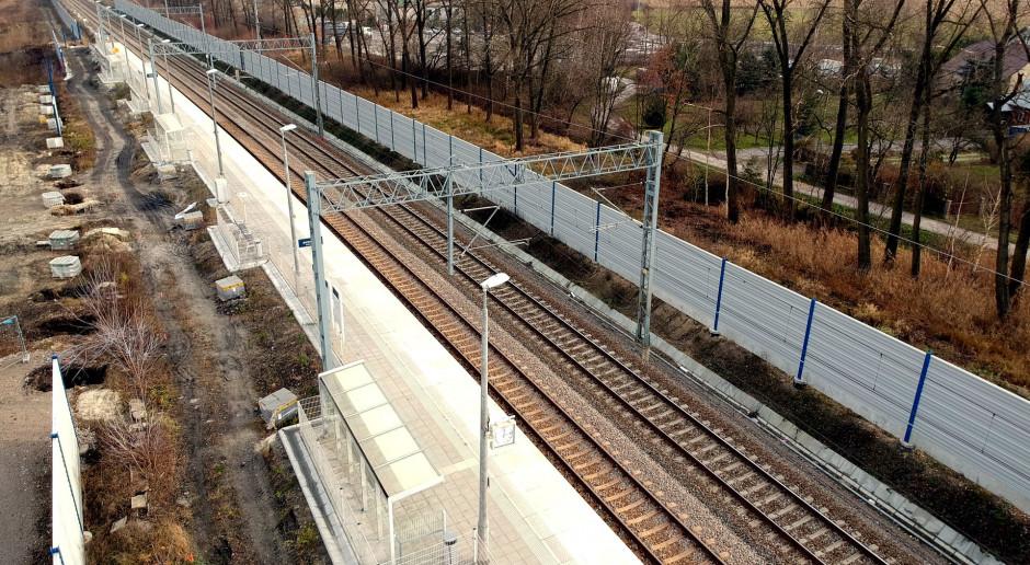 PKP PLK: modernizacja przystanku kolejowego w Rudawie
