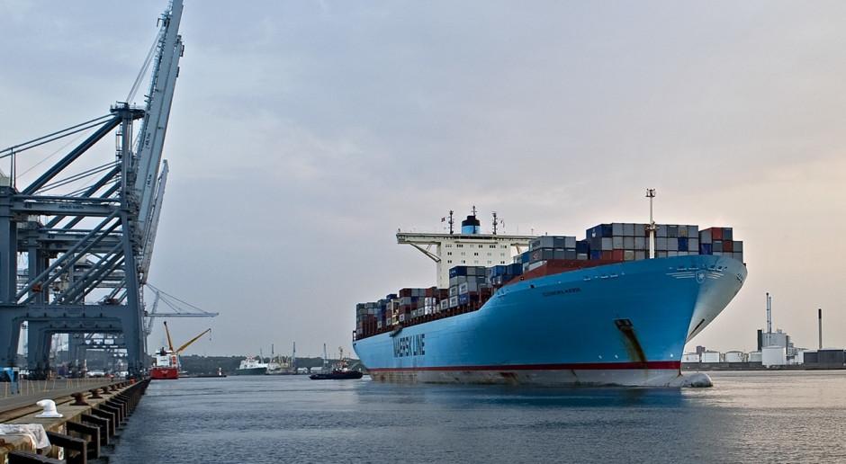 AP Moller - Maersk: mniejszy wpływ Covid-19 niż się spodziewano