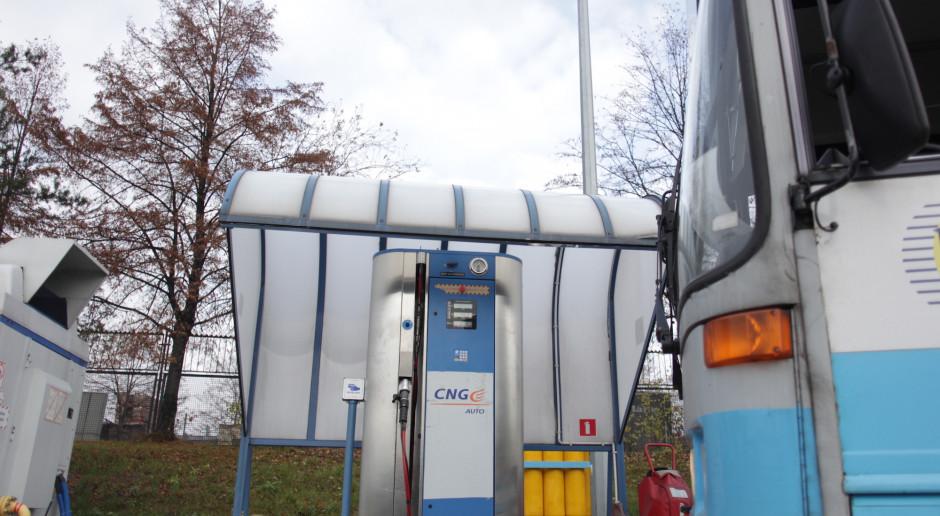 PGNiG: CNG na horyzoncie poniżej 3 zł za m3