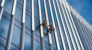 Na warszawskich biurowcach testują nowoczesne ogniwa fotowoltaiczne