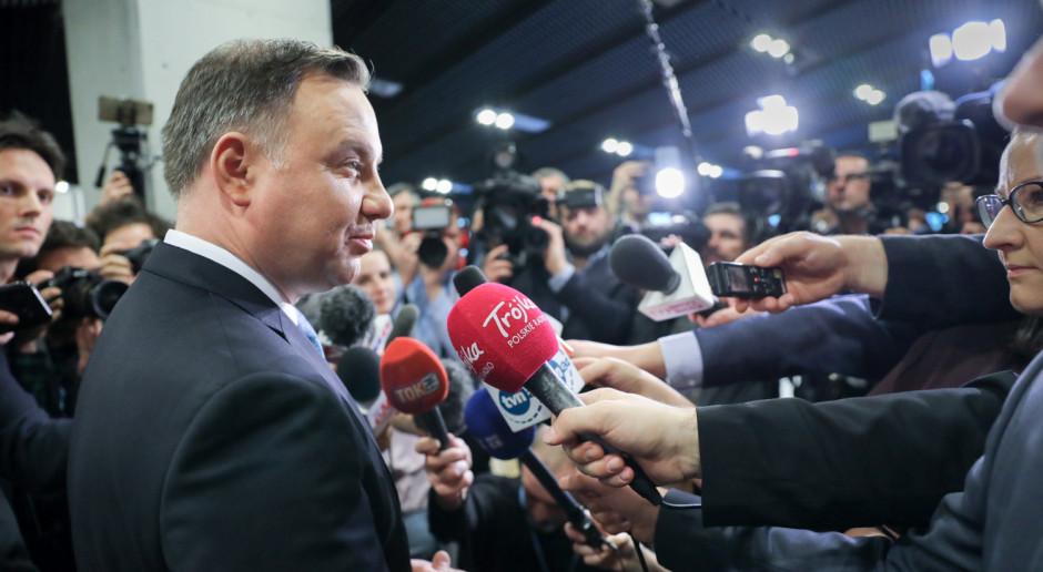 Prezydent Andrzej Duda ma nadzieję na kompromis ws. końcowych ustaleń COP24