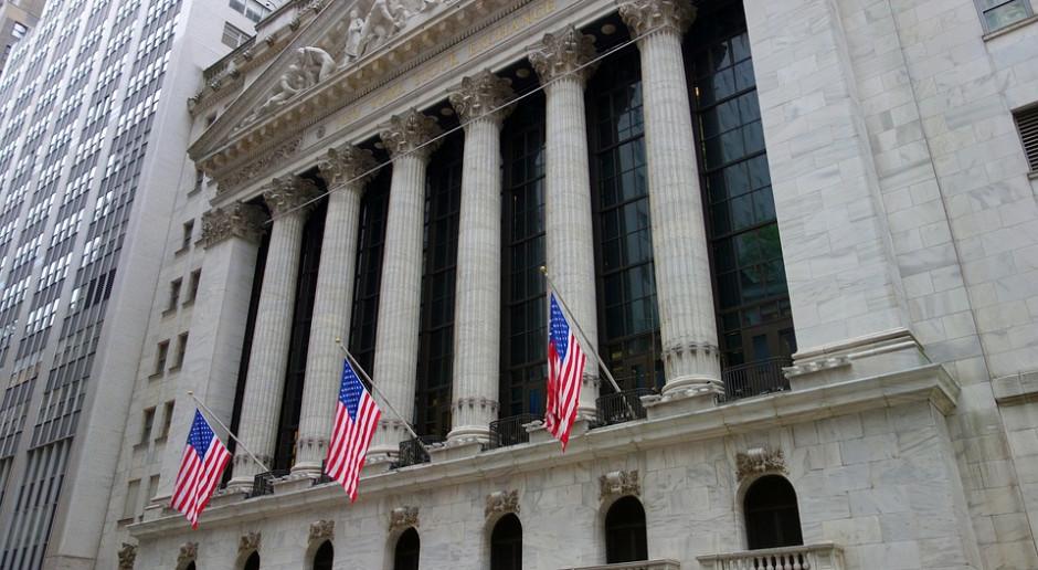 Duże spadki na Wall Street, S&P 500 najniżej w 2018 roku