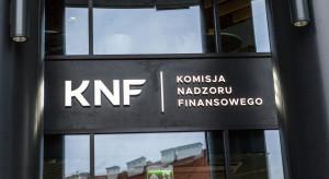 KNF wydała zakaz w sprawie instrumentów pochodnych