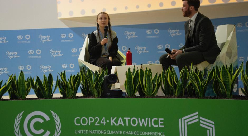 Greta Thunberg płynie katamaranem na COP, do Lizbony dotrze zapewne we wtorek