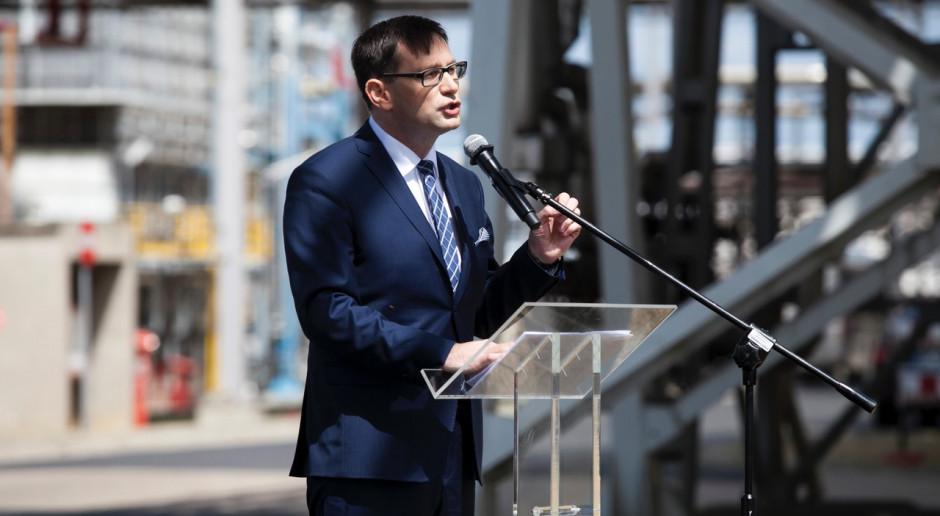 Rok Daniela Obajtka w Orlenie: wielka fuzja, ekspansja zagraniczna i miliardowe inwestycje