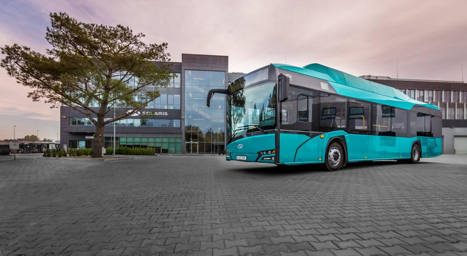 Śląskie: Czechowicki przewoźnik kupi dwa elektryczne autobusy Solaris