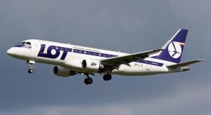 LOT wyleasinguje Embraery od Brazylijczyków