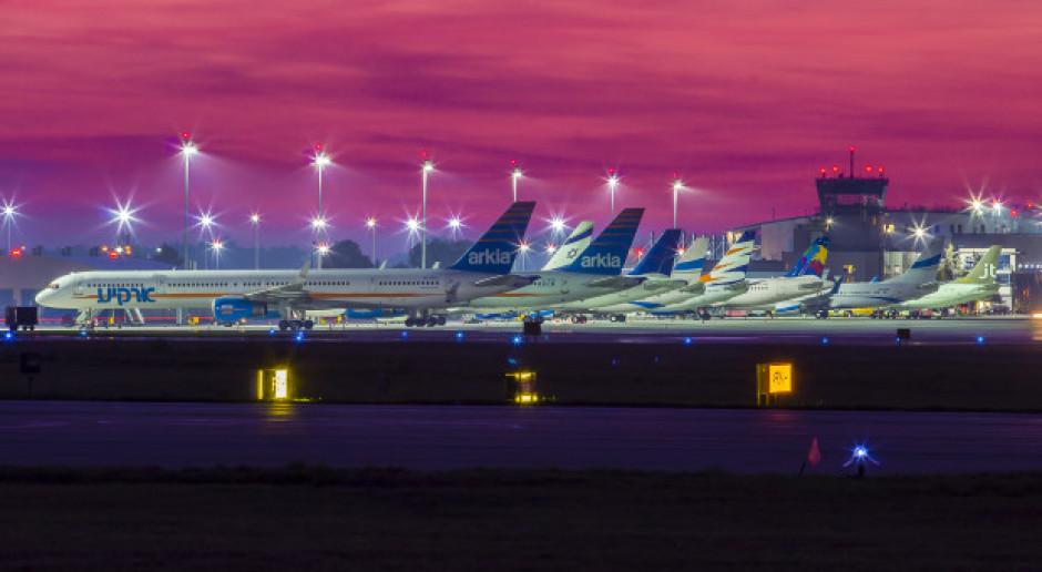 Znaczny wzrost przewozów towarowych na katowickim lotnisku