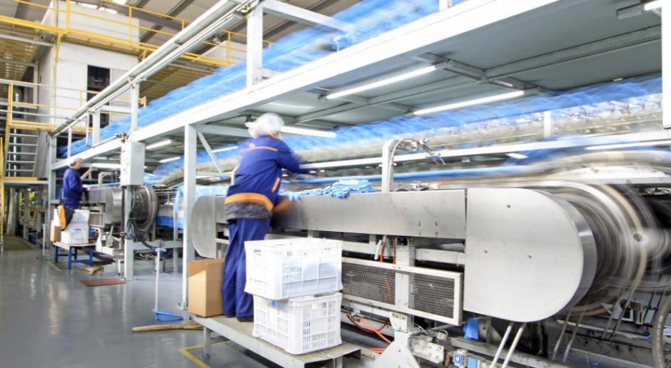 Nowe zamówienia w polskim przemyśle w górę