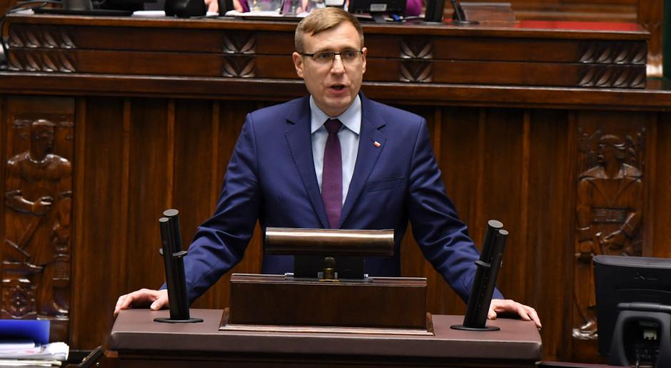 Maciej Małecki będzie odpowiedzialny w MAP za górnictwo i koksownictwo