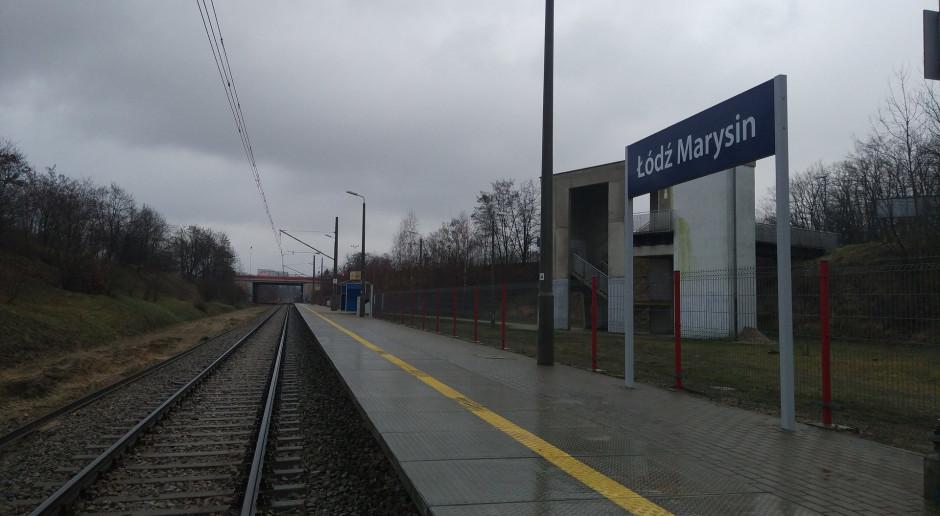 PKP PLK zbudują nowe przystanki kolejowe  w Łodzi