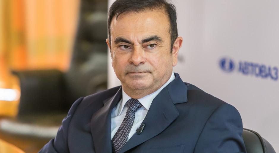 Sąd znów przedłużył areszt byłego prezesa Nissana