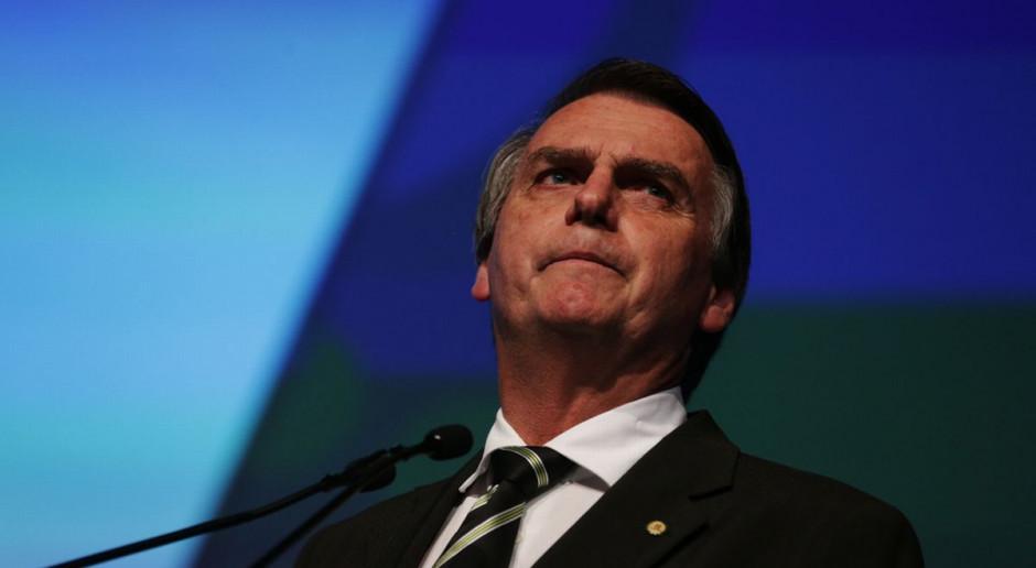 Jair Bolsonaro stawia na Izrael i rozważa budowę bazy wojsk USA w Brazylii