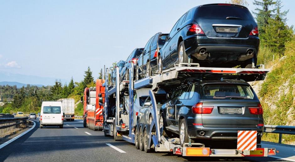 Duży wzrost importu używanych samochodów do Polski