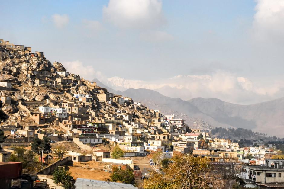 Afganistan musi już sobie radzić bez Amerykanów (fot. Shutterstock)