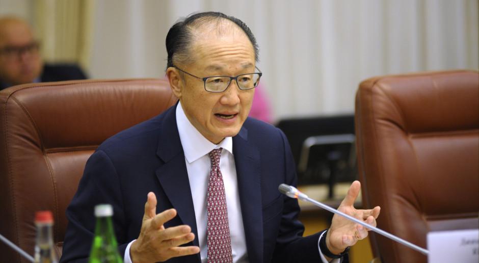 Prezes Banku Światowego składa rezygnację