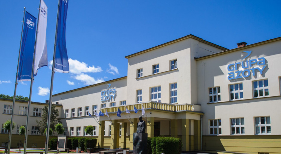 Rada wsparła zarząd Grupy Azoty ws. pieniędzy na Polimery