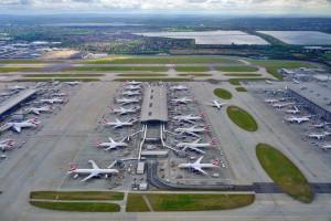Zapaść największego europejskiego lotniska