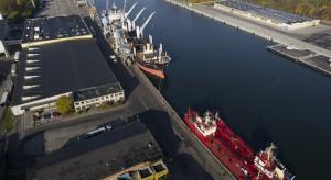 Gdański port podpisał kontrakt na rozbudowę nabrzeża